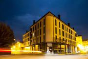 Aапарт-отель в восточных Пиренеях на границе между Испанией и Францией