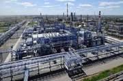 Нефтеперерабатывающий завад с нефти базой Киевская обл